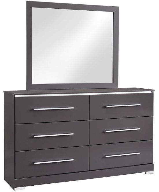 Picture of Steelson Dresser and Mirror