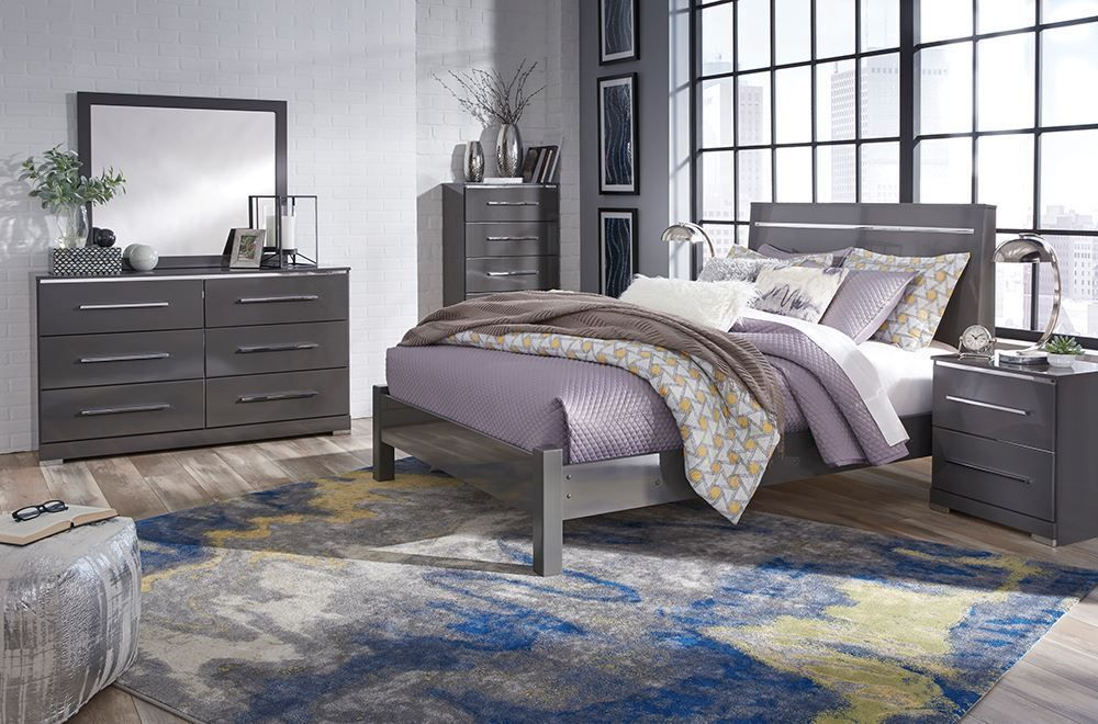 Picture of Steelson Nightstand