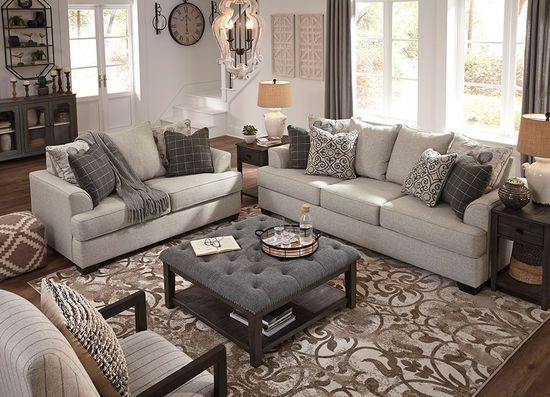 Picture of Velletri Pewter Sofa