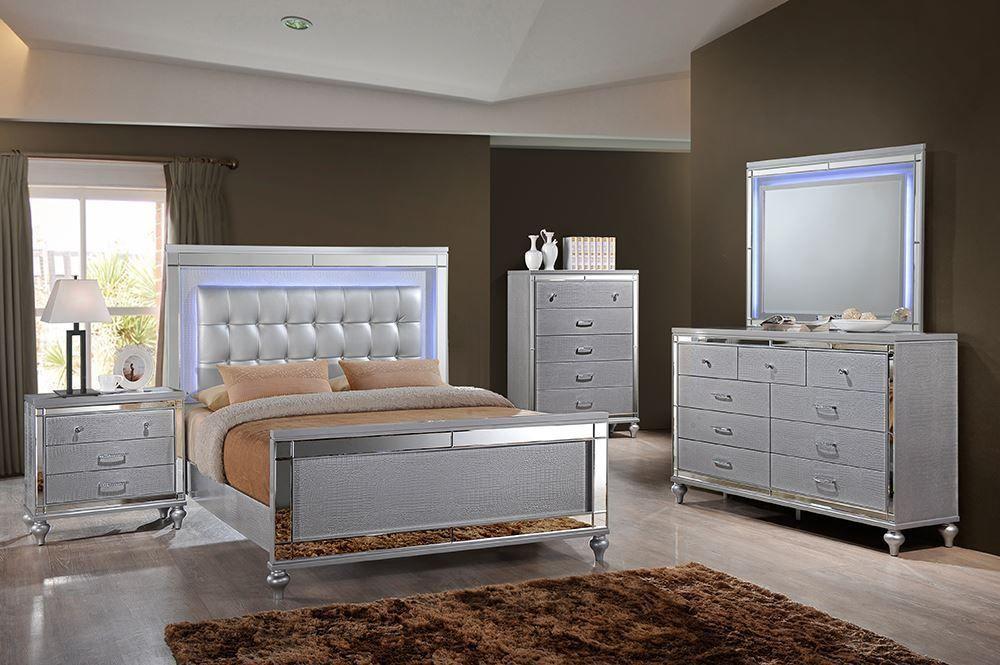 Picture of Valentino Queen Bedroom Set