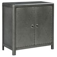Rock Ridge Gunmetal Cabinet