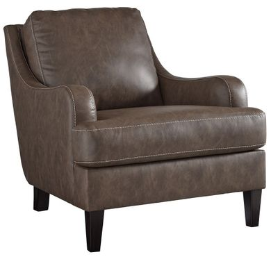 Tirolo Walnut Accent Chair
