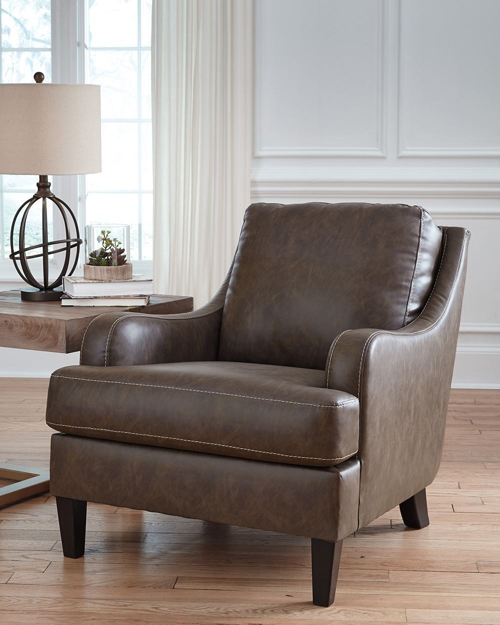 Picture of Tirolo Walnut Accent Chair