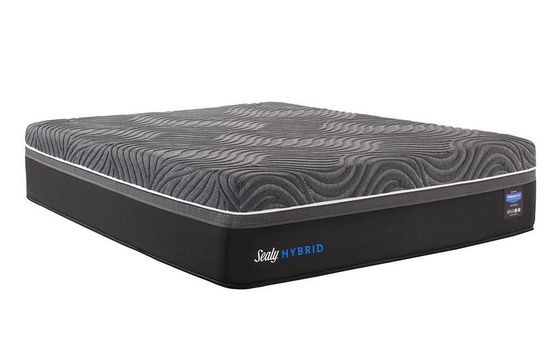 Picture of Sealy Gold Chill Plush Ease Adjustable Base-Full Mattress Set