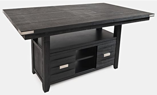 Picture of Altamonte Charcoal Convertible Extension Table