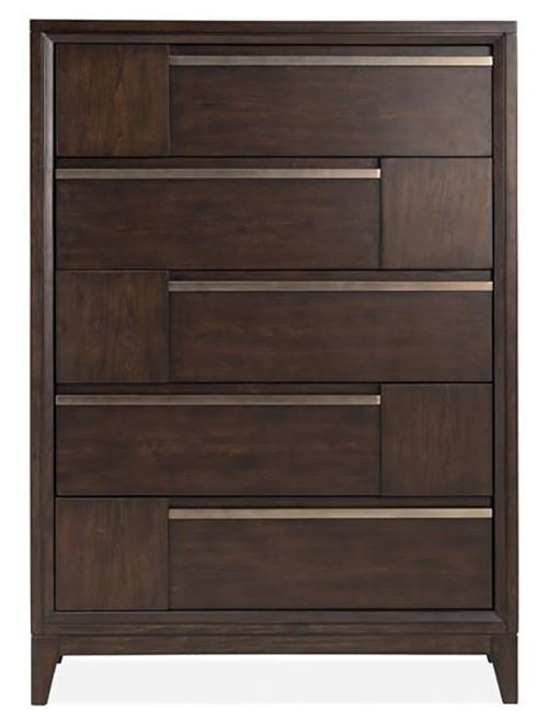 Picture of Modern Geometry Drawer Chest