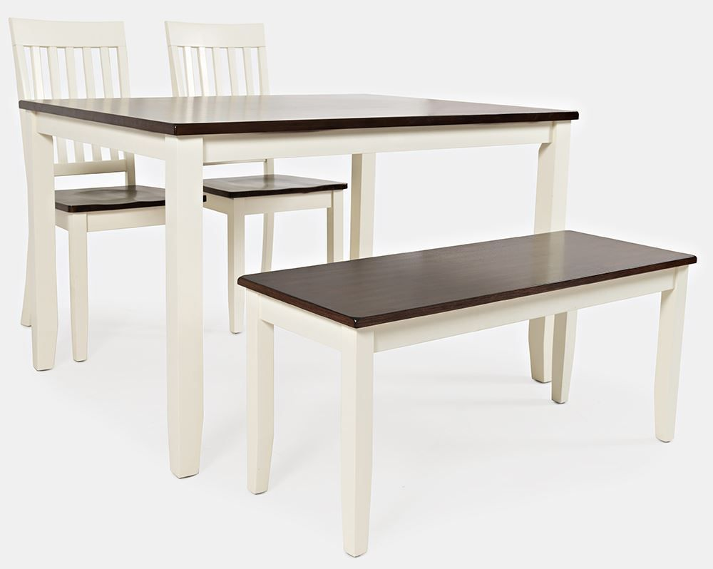Picture of Decatur Table with Two Chairs and One Bench