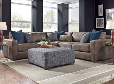 Jameson Three Piece Sectional