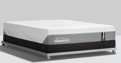 Tempur-Pedic Adapt Medium Ergo Extend Adjustable Massage Base-King Mattress Set