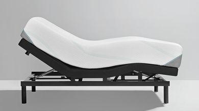 Tempur-Pedic Adapt Medium Hybrid Ease Adjustable Base-Twin XL Mattress Set