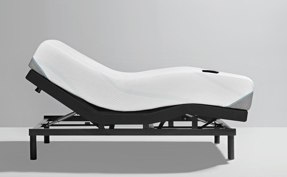 Picture of Tempur-Pedic Adapt Medium Hybrid Ergo Extend Adjustable Massage Base-Twin XL Mattress Set
