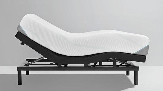 Picture of Tempur-Pedic Adapt Medium Hybrid Ease Adjustable Base-Full Mattress Set