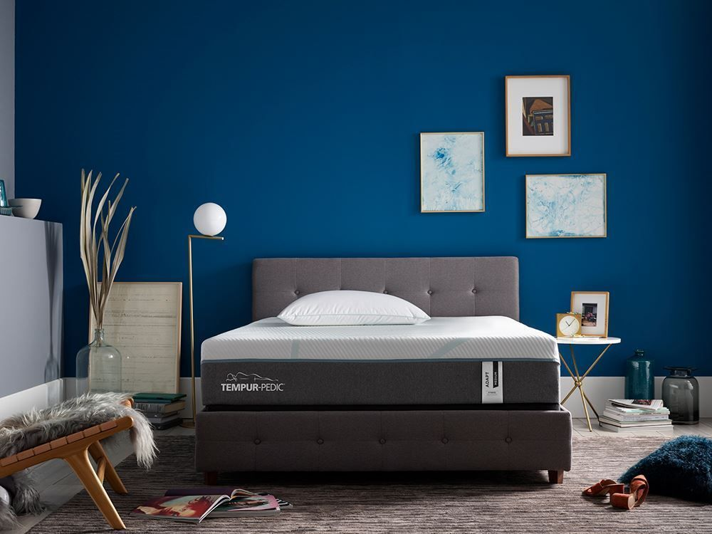 Picture of Tempur-Pedic Adapt Medium Hybrid Queen Mattress Set