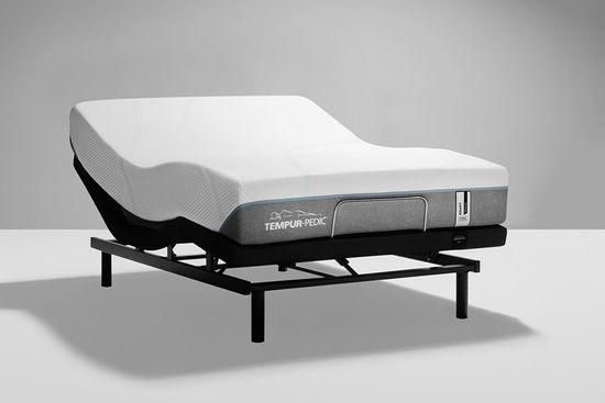 Picture of Tempur-Pedic Adapt Medium Hybrid Ergo Adjustable Base-Queen Mattress Set