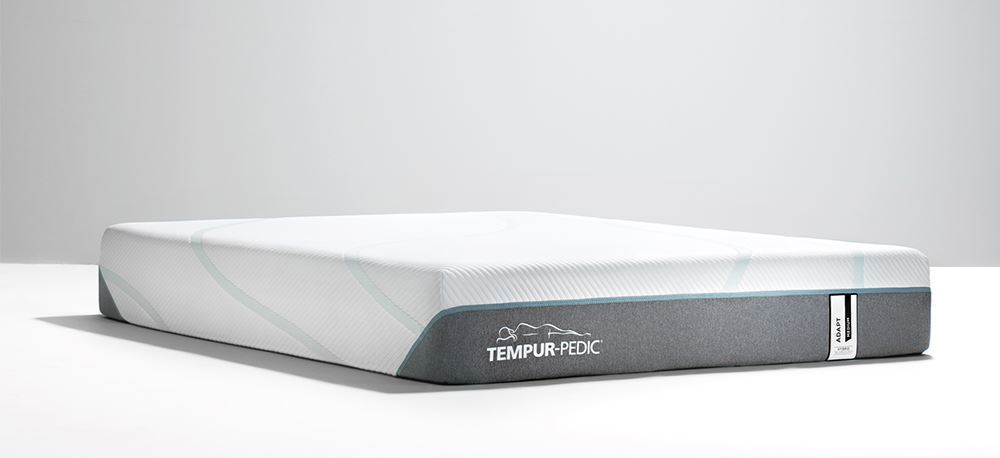 Picture of Tempur-Pedic Adapt Medium Hybrid Ergo Extend Adjustable Massage Base-Queen Mattress Set