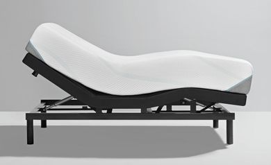 Tempur-Pedic Adapt Medium Ease Adjustable Base-Twin XL Mattress Set