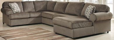 Jessa Dune Three Piece Sectional