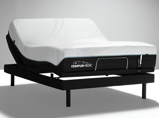 Picture of Tempur-Pedic Pro Adapt Medium Ergo Extend Adjustable Massage Base-Twin XL Mattress Set