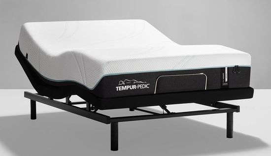 Picture of Tempur-Pedic Pro Adapt Medium Ease Adjustable Base-Full Mattress Set