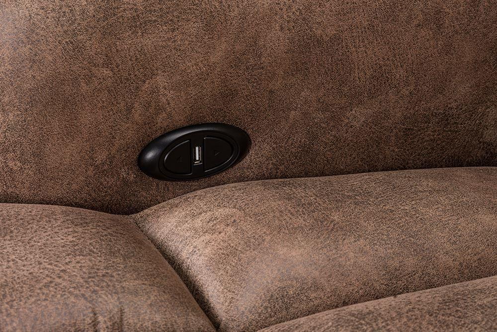 Picture of Arizona Beige Power Sofa
