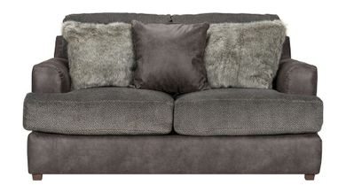 Arthur Graphite Loveseat
