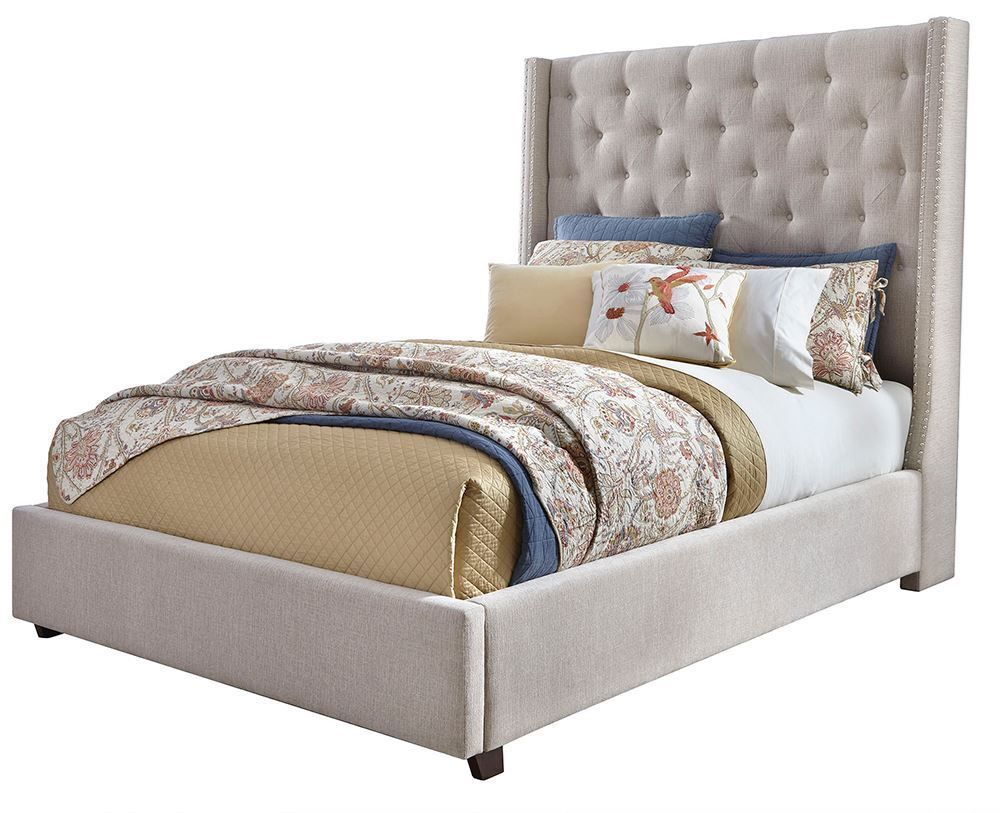 Picture of Vinings Queen Upholstered Bed Set