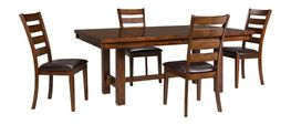 Kona 92 inch Table with Four Chairs