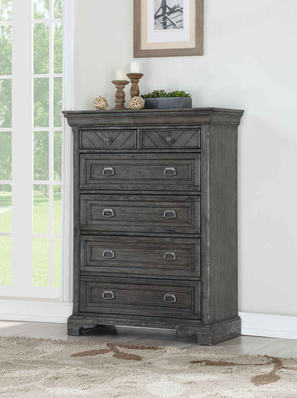 Picture of Gray Chest