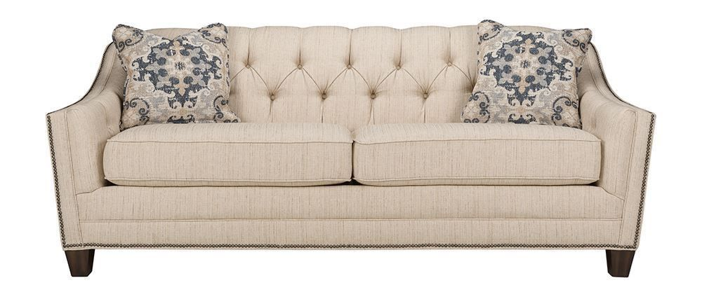 Picture of Dorea Cream Sofa