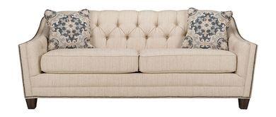Dorea Cream Sofa