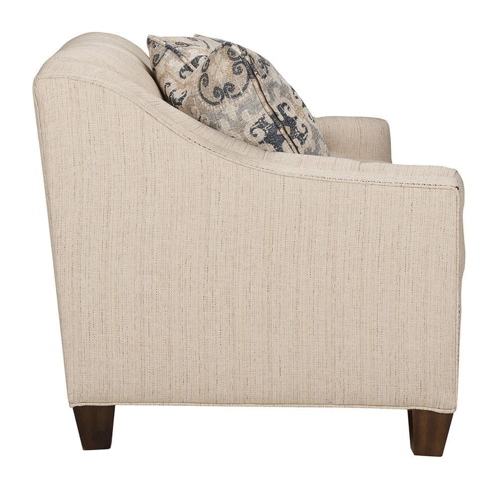Picture of Dorea Cream Chair