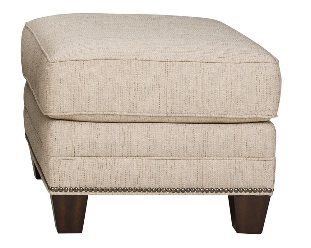Picture of Dorea Cream Ottoman