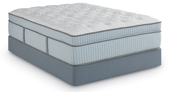 Picture of Restonic Scott Living Skye Euro-Top Twin Mattress Only