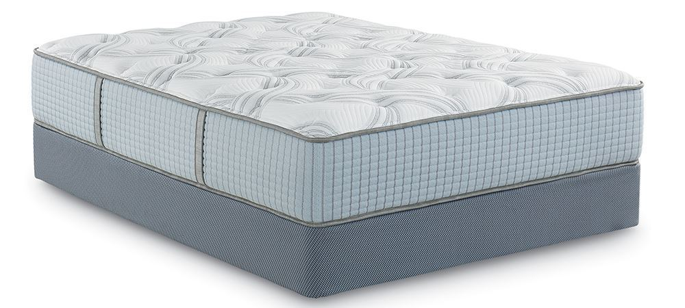Picture of Restonic Scott Living Artisan Euro-Top King Mattress Set