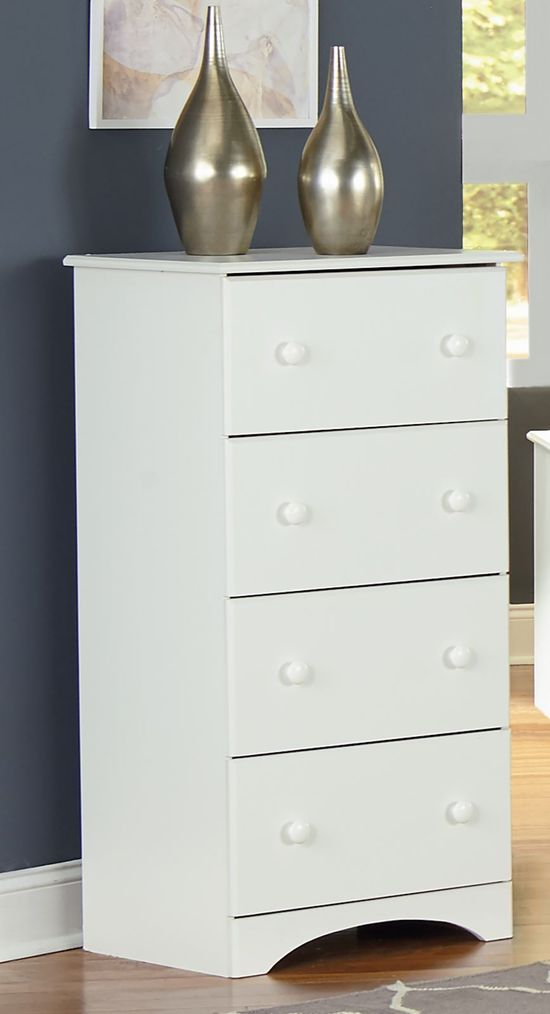 Picture of Essential White Chest