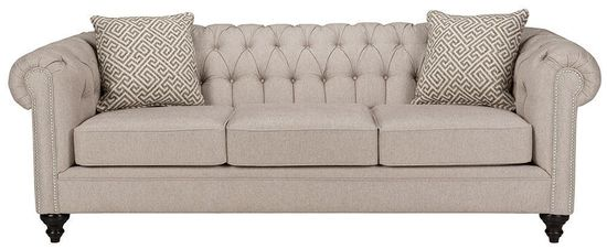 Picture of Jig Linen Sofa