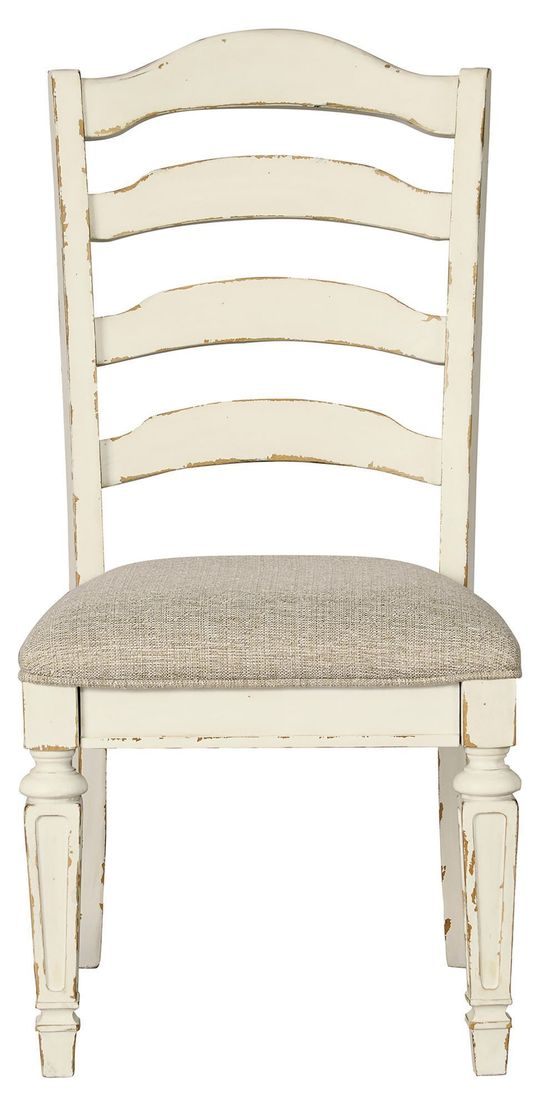Picture of Realyn Ladder Back Upholstered Side Chair