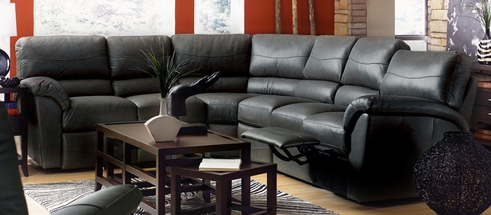 Picture of Reese Cashmere Four Piece Sectional