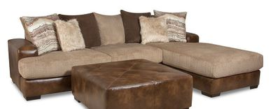Wesley Toast Two Piece Sectional