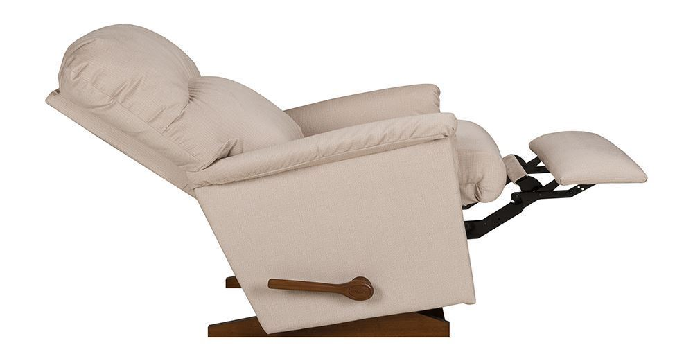 Picture of Collage Ivory Rocker Recliner