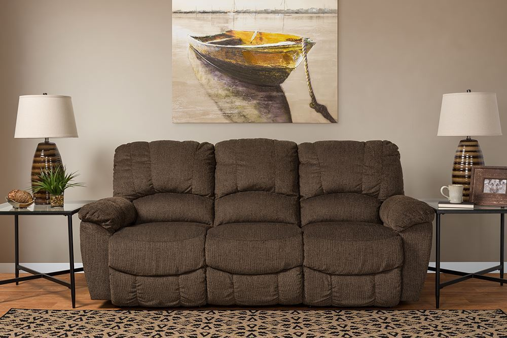 Picture of Hayes Coffee Reclining Sofa