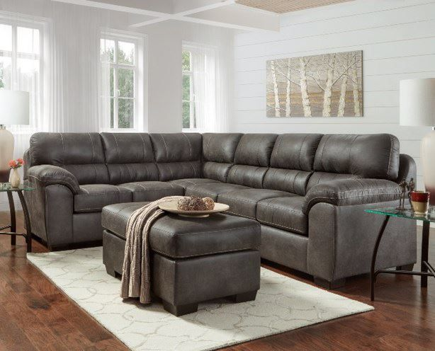 Picture of Sequoia Ash Two Piece Sectional