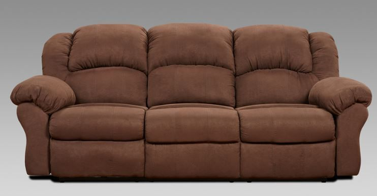 Picture of Aruba Chocolate Reclining Sofa