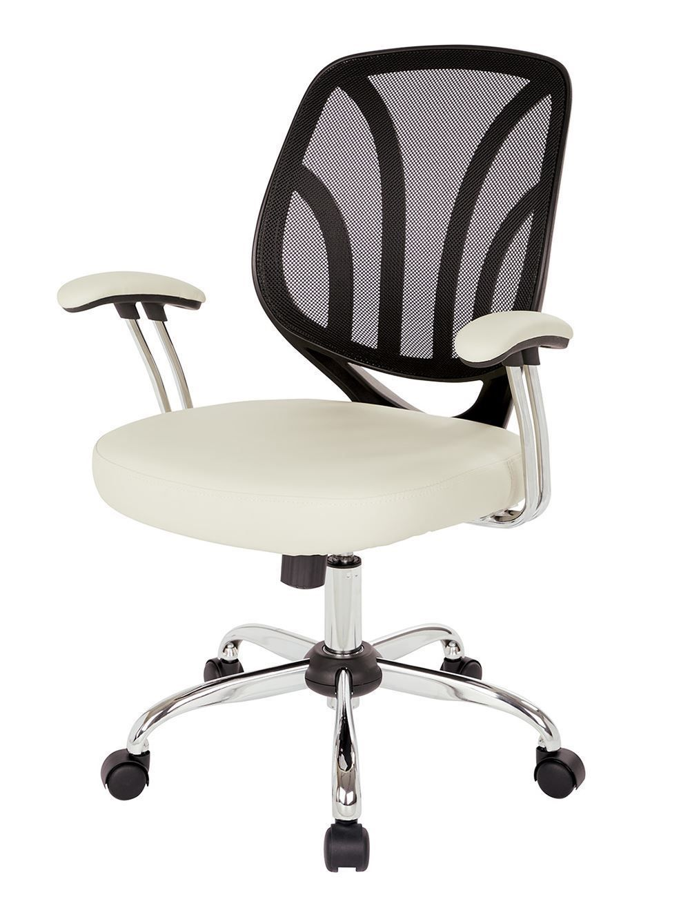 Picture of Screen Back Mesh Cream Chair
