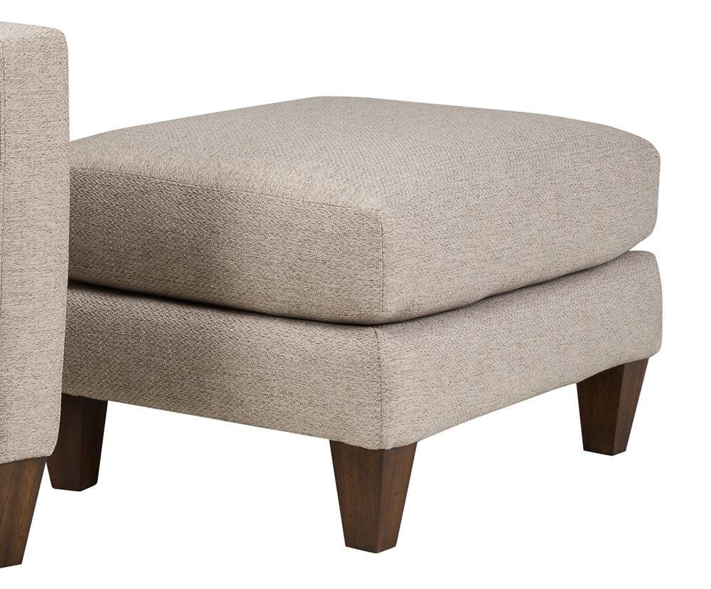 Picture of River Twilight Ottoman