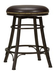 Bali II 24 Inch Backless Stool