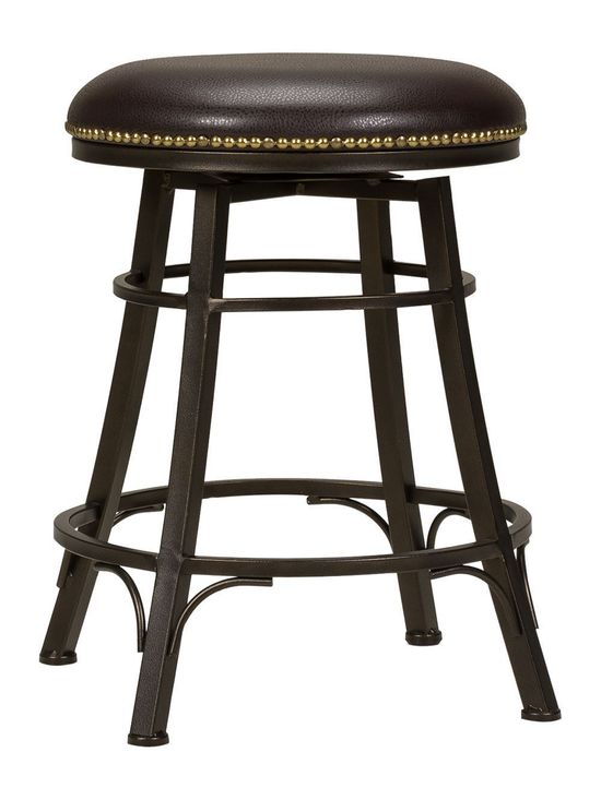 Picture of Bali II 24 Inch Backless Stool