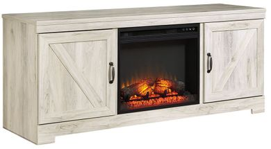 Bellaby TV Stand with Fireplace Insert