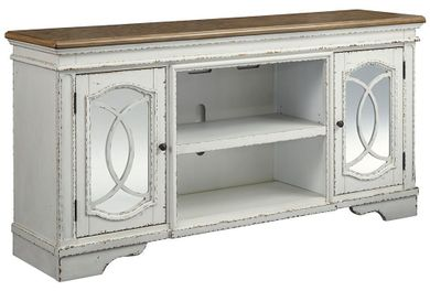 Realyn Extra Large TV Stand