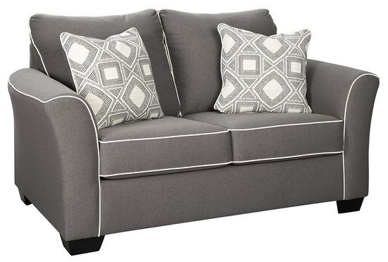 Picture of Domani Charcoal Loveseat